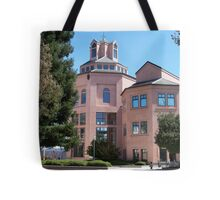 City Hall in Mountain View Tote Bag