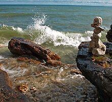 Perfectly in Balance by Dawne Olson