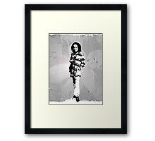 A Day To Work Framed Print