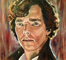 Sherlock Benedict Cumberbatch by LouLouD123