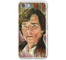 Sherlock Benedict Cumberbatch iPhone Case/Skin