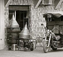 Maroc - Marrakech by Jean-Luc Rollier