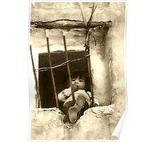 BAMBINA IN YEMEN Poster