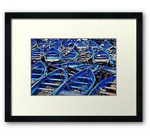 Maroc - Essaouira Framed Print