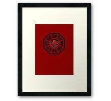 Dhydra Framed Print