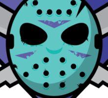 Jason Voorhees - NES Sticker