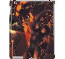 Android Initialise [Digital Figure Illustration] Fiery Version iPad Case/Skin