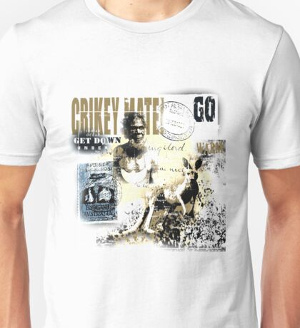 aussie Unisex T-Shirt