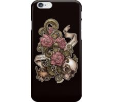 Gloria Invictis color iPhone Case/Skin