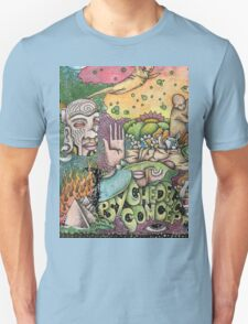 Psychedelic Art  T-Shirt