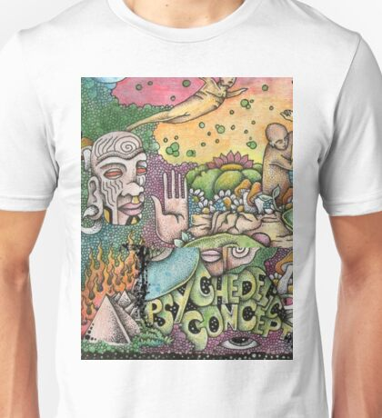 Psychedelic Art  Unisex T-Shirt