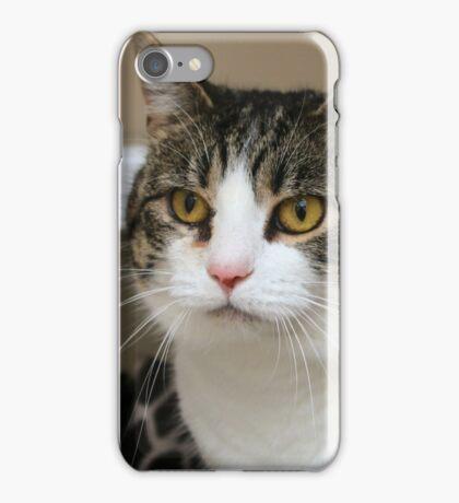 Tabby & White iPhone Case/Skin