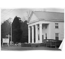 Good Hope Baptist Church, Hopkins, SC Poster