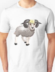 Sheep - Year of the Sheep 2015 Unisex T-Shirt
