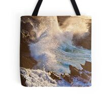 The Blow Hole 2 Tote Bag