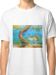 Bass Fish  Classic T-Shirt