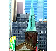 Inner City Church Photographic Print