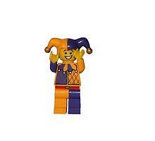 LEGO Jester by jenni460