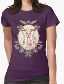 Gélida Flor Womens Fitted T-Shirt