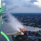 Mosquito spray from helicopter by FLY911