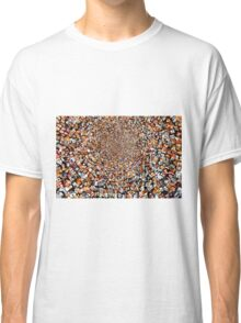 """""""Breaking Bad"""" Edition of """"The Work"""" 3200 Faces Collage. Classic T-Shirt"""