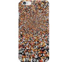 """""""Breaking Bad"""" Edition of """"The Work"""" 3200 Faces Collage. iPhone Case/Skin"""
