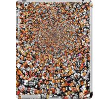 """Breaking Bad"" Edition of ""The Work"" 3200 Faces Collage. iPad Case/Skin"