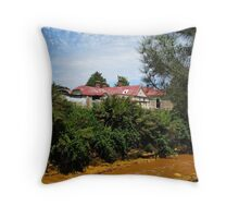 Queenstown Tasmania Throw Pillow