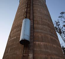 Water Tower by ShovellingSon