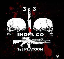 3/3 india co U.S.Marines by bobbykro
