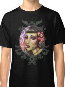 Zombies can smoke Classic T-Shirt