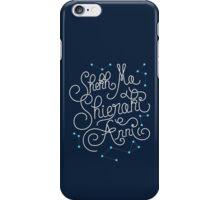 Shekh ma Shieraki Anni - Game of Thrones iPhone Case/Skin