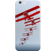 Retro Biplane iPhone Case/Skin