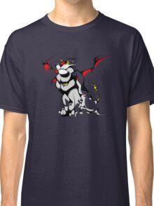 Black Voltron Lion Cubist Classic T-Shirt