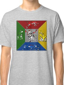 From Days of Long Ago.....Cubist Voltron Classic T-Shirt