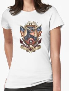 FOREVER YOUNG Womens Fitted T-Shirt