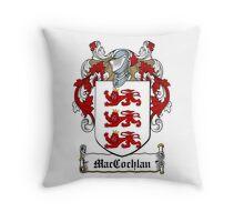 MacCochlan (Ulster) Throw Pillow