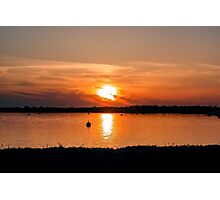Madaket Sunset III Photographic Print
