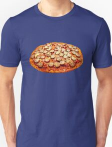 Pizza With Pepperoni and Sausage T-Shirt