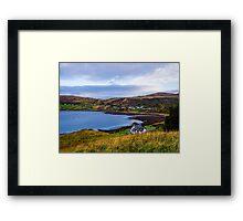 Uig Isle of Skye Framed Print