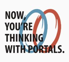 Now, you're thinking with portals by KinKAPI