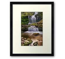 Scalebar Force, Settle, Yorkshire Dales Framed Print