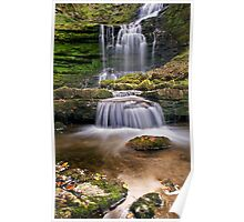 Scalebar Force, Settle, Yorkshire Dales Poster