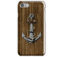 Anchor iPhone Case/Skin