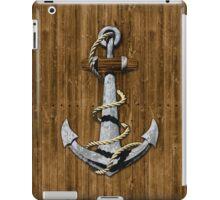 Anchor iPad Case/Skin