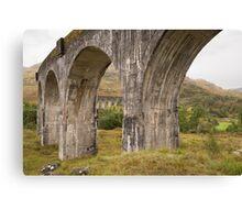 Glenfinnan Viaduct (Harry Potter) Canvas Print