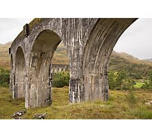 Glenfinnan Viaduct (Harry Potter) Photographic Print