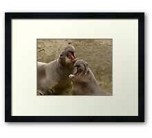 The Chorus Framed Print