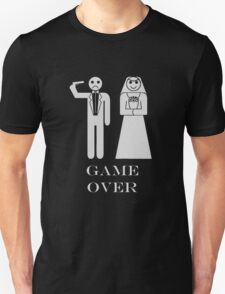 Married - Game Over T-Shirt