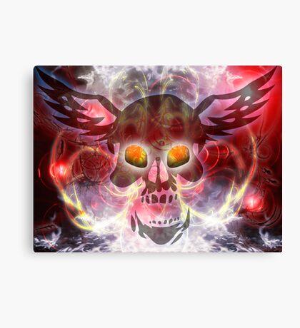 Primal Scream Canvas Print